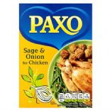 Paxo Sage & Onion Stuffing Mix 190g